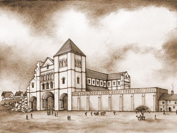 File:Kingsbridge Cathedral- Before.jpg