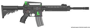Lazah Firearms LAR-15 UA