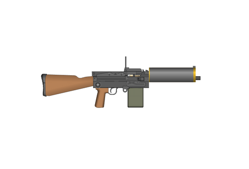 Bren Gun Hybrid