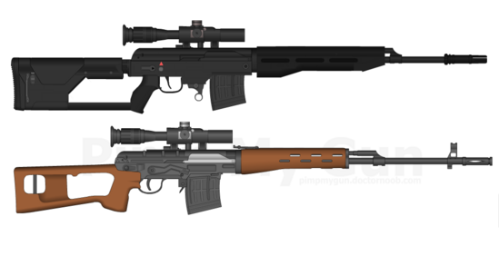 Longbow and SVD