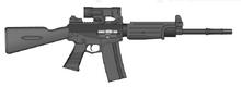M-1 scope