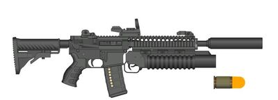 Colt Defense M4A1 SOPMOD