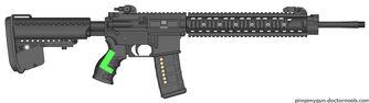 Lazah Firearms Type 338