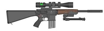 FAMAO-227 Sniper