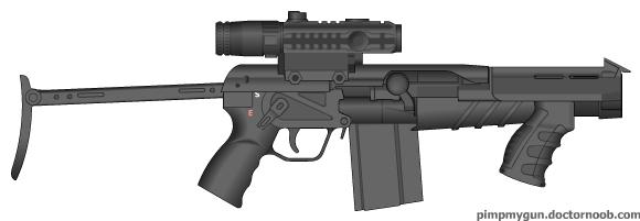 APGL-40 (Custom Gun)