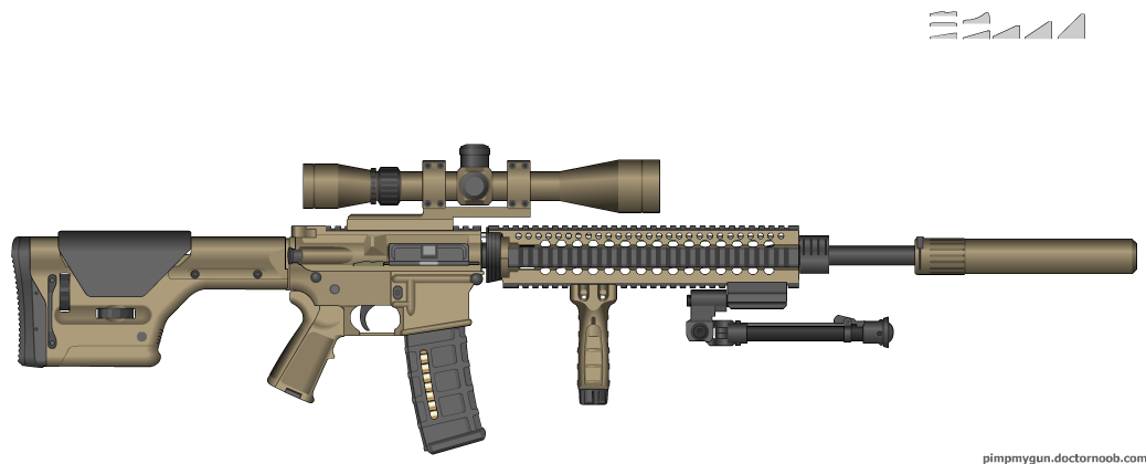 pimp my gun full version