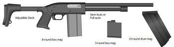 M3 Auto Shotgun