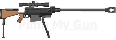 PGM Rifle