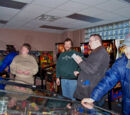 Pinball Plus Monthly Tournament for March 1, 2009
