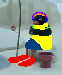 File:Pingu Bird Likes Tuna.JPG