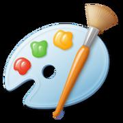 Paint Windows 7 icon