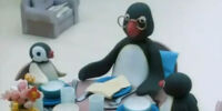 Pingu's Grandpa Comes to Stay