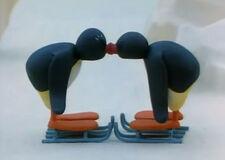 Pingu'sFirstKiss