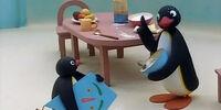 Pingu Gets a Warning
