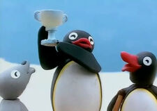 PinguandHisCup