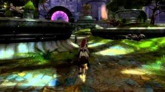 Guild Wars 2 - Divinity Reach dome