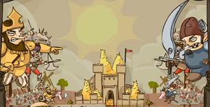 La Mancha's War