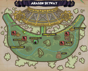 (Map) Aragon Skyway