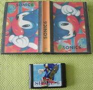 Sonic Jam 6 cart riders