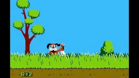 Osama Hunt (Duck Hunt Hack) NES