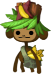 Character Monki Banania