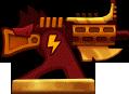 Module Dandolo Weapon Heavy Machine Gun++