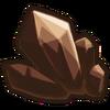 Icon Black Crystal