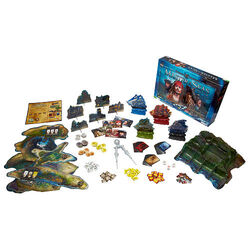 Master of the seas board game complete set
