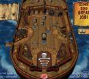Pirates of the Caribbean Pinball