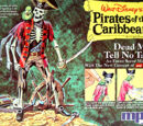 Pirates of the Caribbean model kits