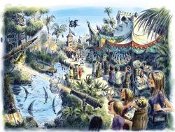 A Pirate's Adventure- Treasures of the Seven Seas