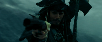 Jack shooting Jones