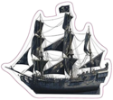 Black Pearl sticker