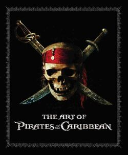 Art of PotC cover