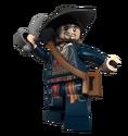 LEGO Barbossa pirate
