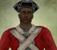 Lt. Commander Lawrence Arnot (Medium)