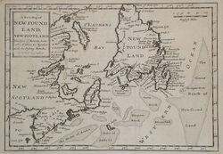 Newfoundland 1736