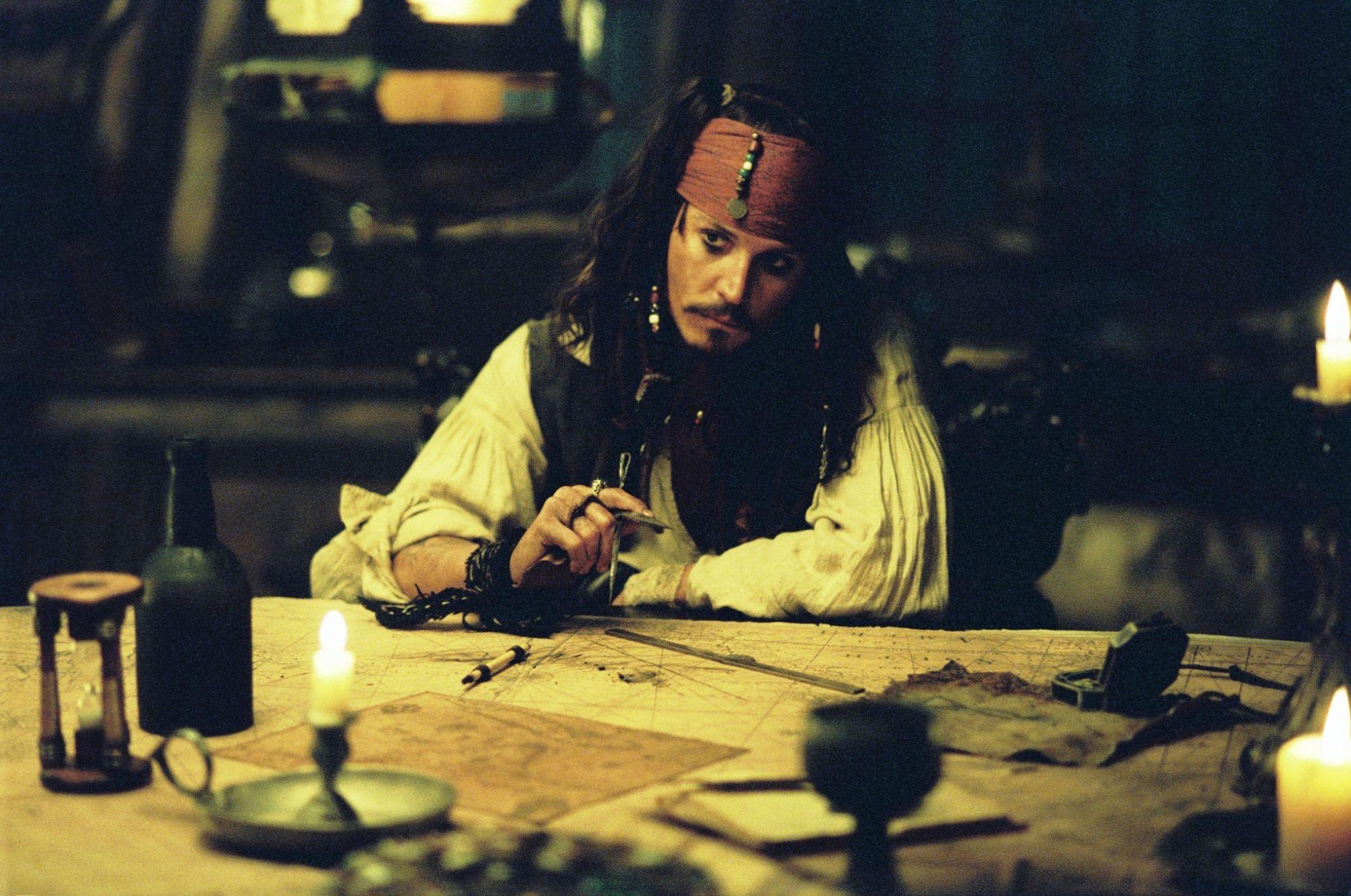 File:Captain Jack Sparrow in the cabin.jpg