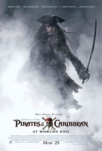 Image-Pirates of the Caribbean- At World's End Theatrical Poster