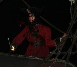 PirateCaptainRide