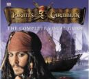 Pirates of the Caribbean: The Complete Visual Guide