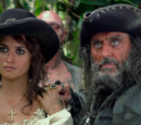 Angelica and Blackbeard