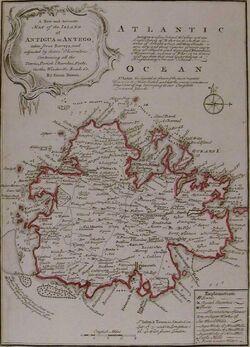 Antigua 1752