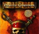 Pirates of the Caribbean: The Curse of the Black Pearl (junior novelization)
