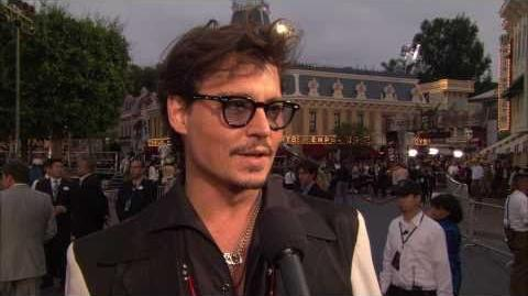 On Stranger Tides - World Premiere