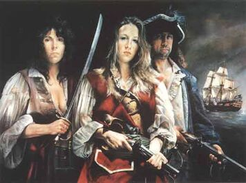 Mary read anne bonny calico jack