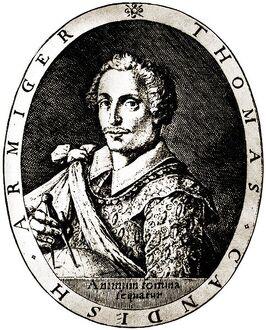 Thomas Cavendish