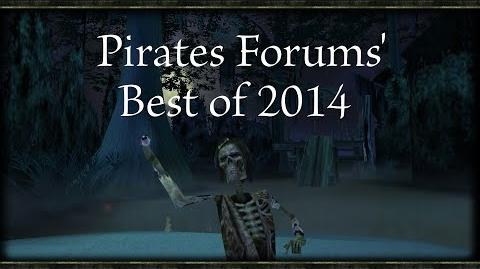 Pirates Forums Best of 2014