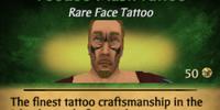Voodoo Mask Tattoo