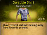 Swabbie Shirt - clearer